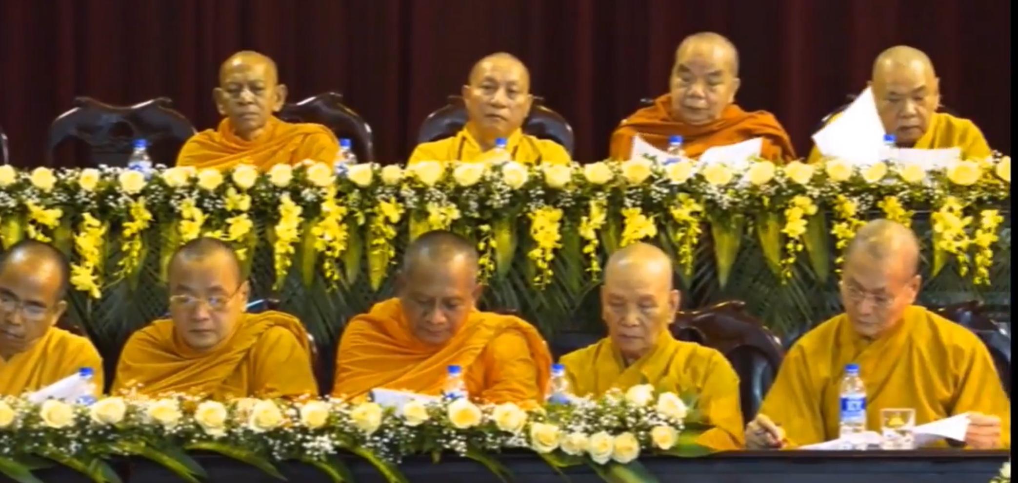 Nghị quyết Hội đồng Trị sự Giáo hội Phật giáo Việt Nam Nhiệm kỳ I