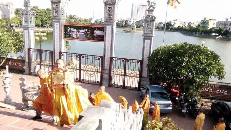 Hoạt động nghi lễ tại tỉnh Hà Nam