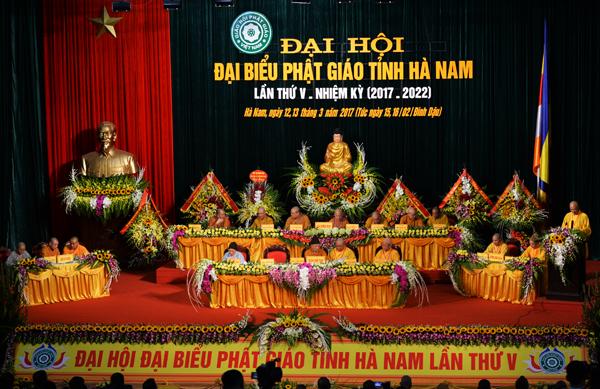 Phật giáo Hà Nam với tham luận về Chủ đề