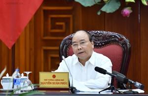 Thủ tướng Nguyễn Xuân Phúc chủ trì họp công tác tổ chức Đại lễ Vesak 2019